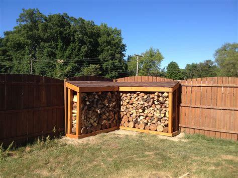 firewood storage  projects firewood storage