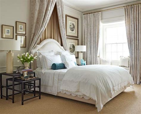 dramatic bed canopies and draperies traditional home drapes behind headboard bedroom curtains