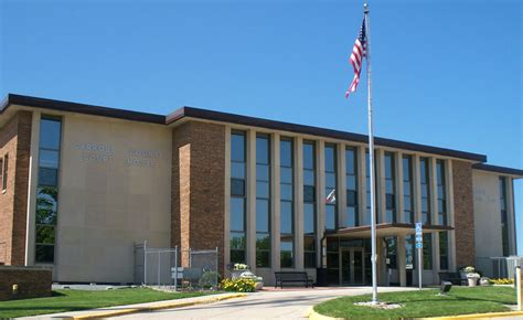 County Iowa Court Records Carroll County Iowa Government Website Home Page