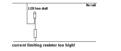 current limiting resistor meaning talking electronics bec page1