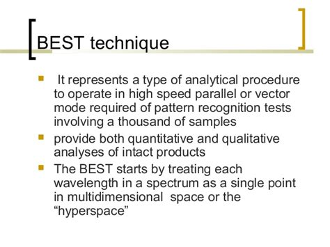 pattern recognition multiple choice questions analytical techniques in determining on line blend
