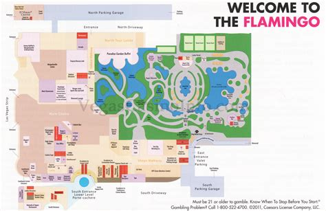 flamingo hotel room layout las vegas casino property maps and floor plans