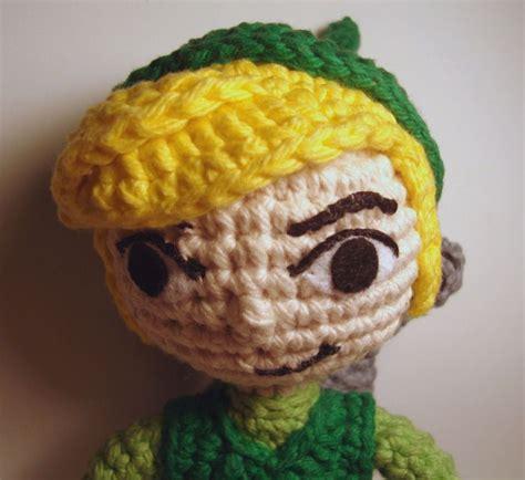 crochet pattern zelda legend of zelda toon link free amigurumi pattern my