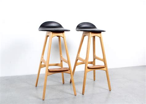 Erik Buch Bar Stool by Studio1900 Erik Buch Design Bar Stool Barkruk Buck