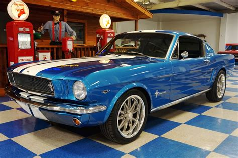 1965 mustang fastback white 1965 ford mustang fastback 2 2 metallic blue white a