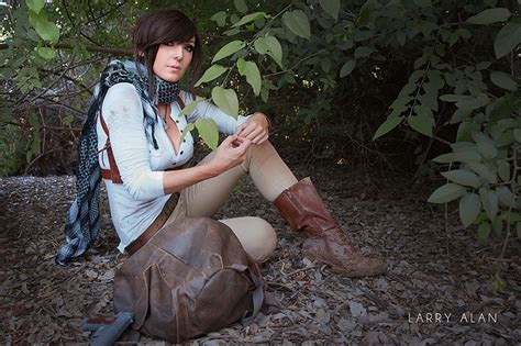 Pin By Jessica Keipper jessica nigri as natalie drake nathan drake uncharted