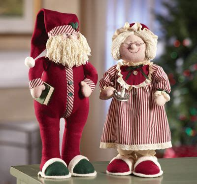 image detail for mr mrs santa claus country christmas