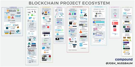 blockchain enabled applications understand the blockchain ecosystem and how to make it work for you books mapping the blockchain project ecosystem techcrunch