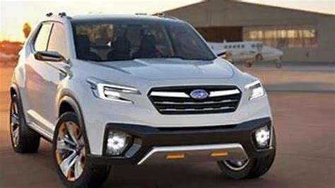 subaru forester redesign look this 2019 subaru forester redesign info and