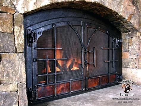 cast iron fireplace doors sakuraclinic co