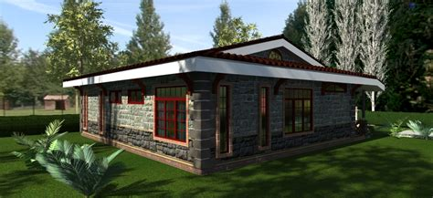 house plans in kenya house plans in kenya 3 bedroom bungalow house plan