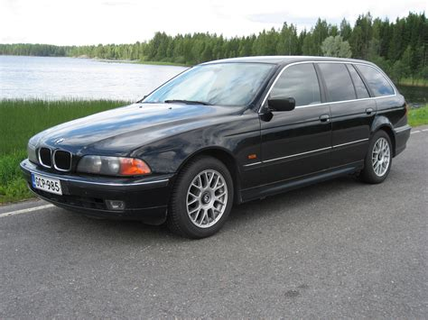 bmw 5 series 528i 1998 auto images and specification