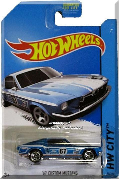 Wheels Hotwheels 67 Custom Mustang wheels 67 custom mustang hw city mustang 50