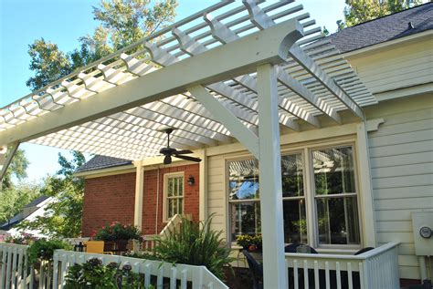 Pergola Builder by Wooden Shade Pergola Over Existing Deck In Irmo Sc