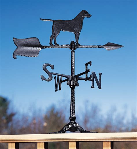 Lovely Home Decor by Retriever Wind Vane