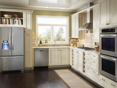 creative ideas for kitchen cabinets small kitchen design smart layouts storage photos hgtv