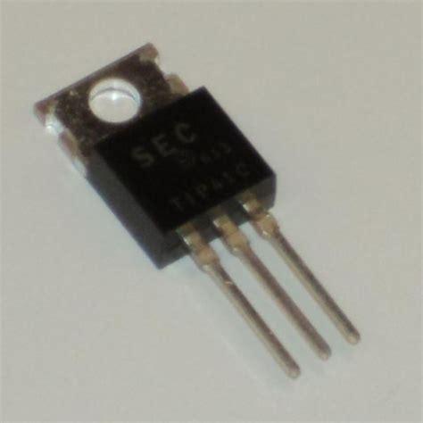 tip41c transistor tip41c transistors electronics