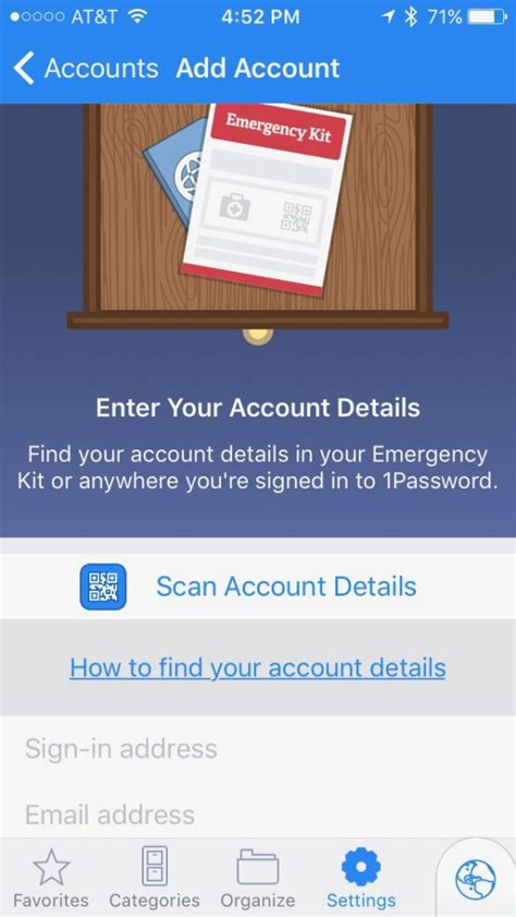 Iphone J D by Upgrading To 1password Families Iphone J D