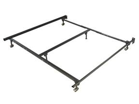 King Size Bed Frame Western King Size Metal Bed Frame