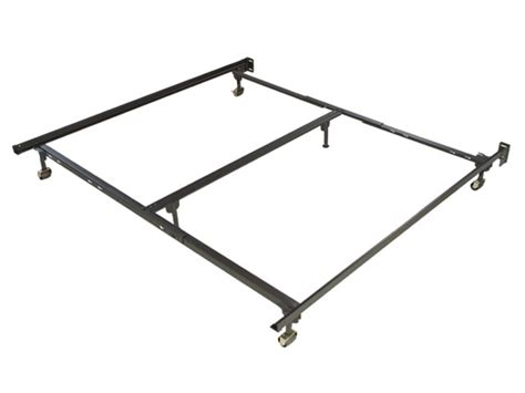 western king size metal bed frame