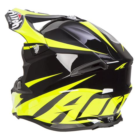 Helm Airoh Twist Airoh Helm Twist Freedom Gelb Gloss Ebay