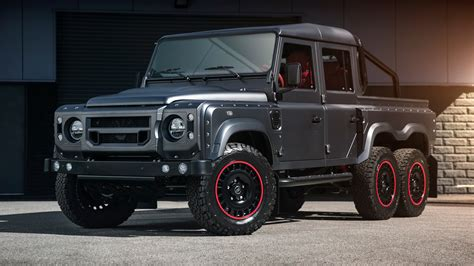 land rover defender 2017 6x6 timeless fashion land rover defender xs cab