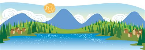 Landscape Clipart Landscapes Clip Clipart Panda Free Clipart Images