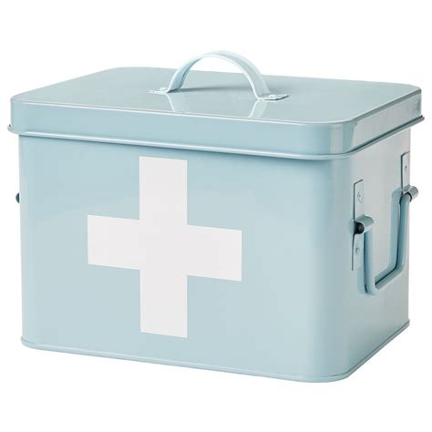 Plastic Medicine Box andrew vintage aid tin medicine storage box