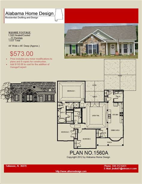 house plans 2 000 sq ft alabama home design