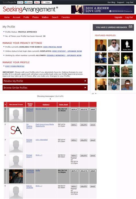seeking websites sugar baby dating reviews