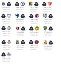 Calendario De Liga Mexicana Calendario De Azul Clausura 2017 Futbol Mexicano