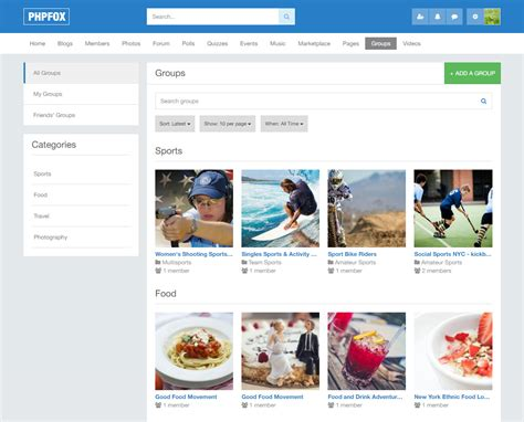 bootstrap templates for social network bootstrap social network template phpsourcecode net