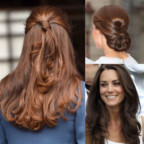 hairstyles kate middleton 7 quick and easy hair care and styling secrets of kate