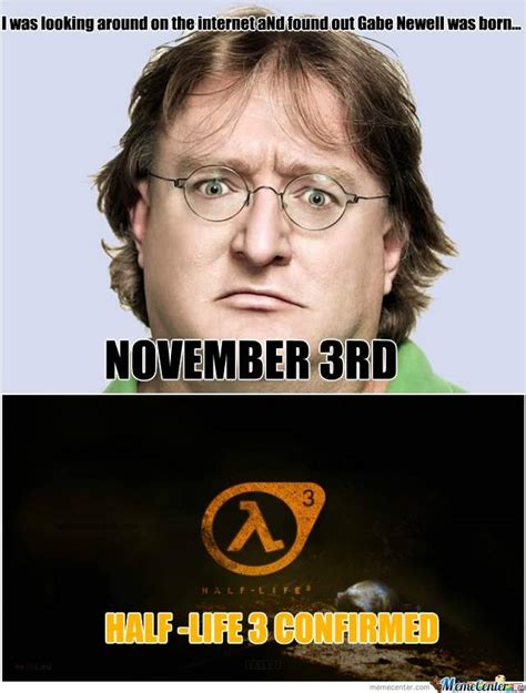 Half Life 3 Meme - half life 3 memes image memes at relatably com