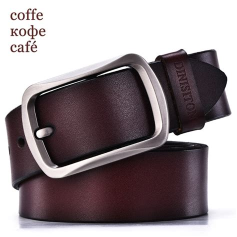 dinisiton designer belts high quality genuine leather