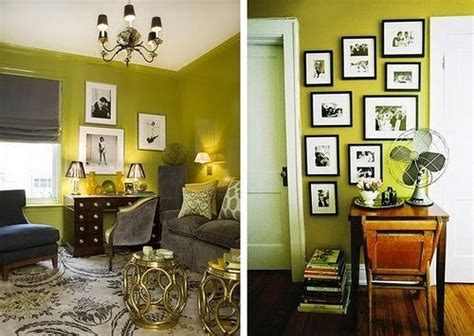 grey and chartreuse living room chartreuse living rooms frame display eclectic design and pictures
