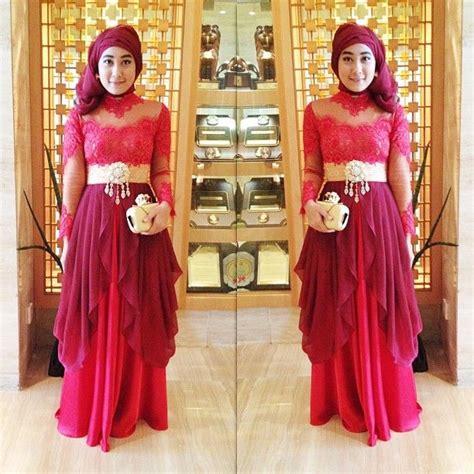 Drees Muslim Maxi Dressyusra Dress Bahan Halus Lembut Cm296 Kebaya Style Kebaya Kebaya Muslim Fashion