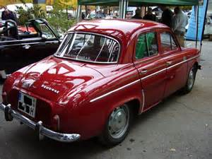 1956 Renault Dauphine 1956 Renault Dauphine Photos Informations Articles