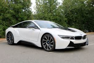 Bmw I8 White 2016 Bmw I8 White Color For Sale Images Autocar Pictures