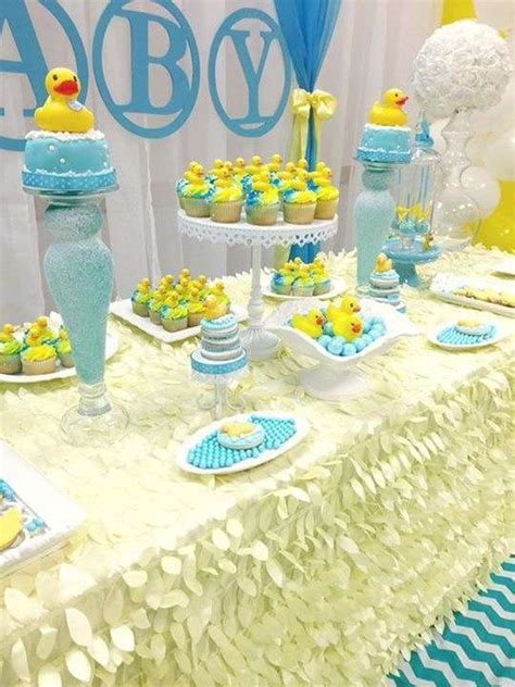 Baby Shower Duck Favors by Rubber Ducky Baby Shower Baby Shower Ideas Themes