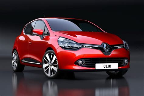 Clio Renault 2013 All New 2013 Renault Clio Hatchback Pictures And Details