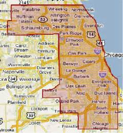 Chicago County Map by It Chicago Take This L Six White Men Were About To