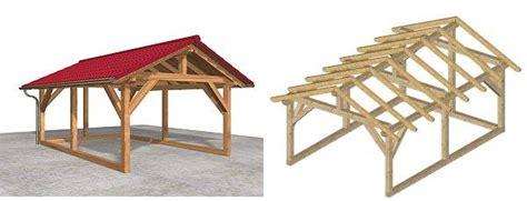 carport aus rundholz s 228 gewerk nedlitz sachsen anhalt carport in verschiedenen
