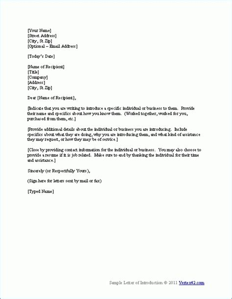 Writing New Business Introduction Letter 5 how to write introduction letter for new company