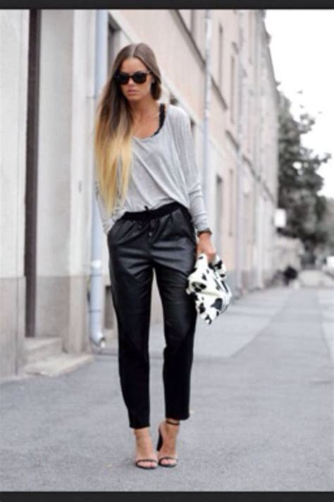 stylish but edgy edgy fashion my style pinterest
