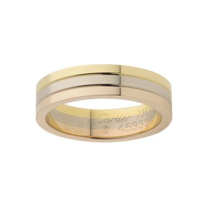 trinity wedding band 3 golds white friendship pink love yellow fidelity all about the