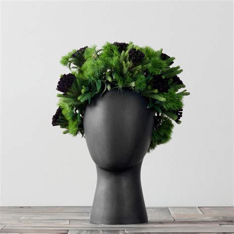 Wig Vase by Wig Vase The Green