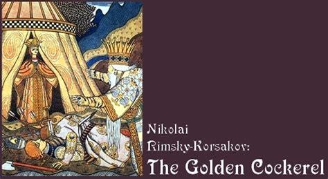 the golden cockerel the golden cockerel