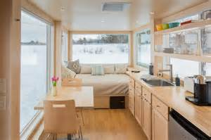 Tiny Homes Interior Designs This Tiny Home On Wheels Lets You Change Your Vista On A Whim Inhabitat Green Design