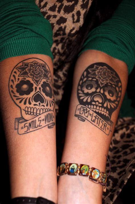 smile  cry  tattoos hative